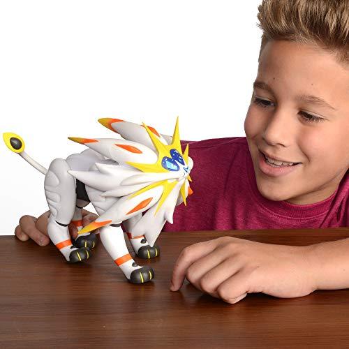 POKÉMON Legendary Figures - Solgaleo - Werde zum Pokémon-Trainer!