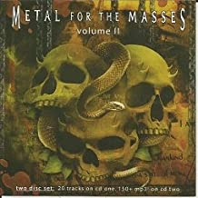 Metal for the Masses Vol. 2 Audio