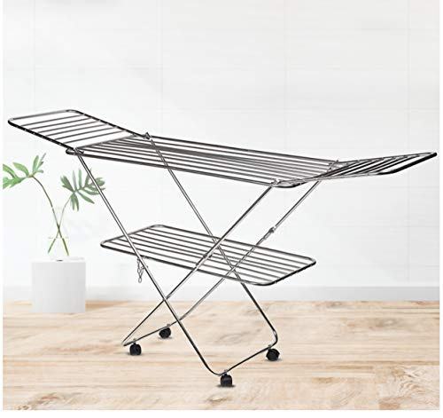 Synergy Heavy Duty Foldable Cloth Drying Stand