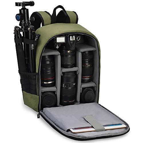 CADeN Camera Backpack Bag Profes...
