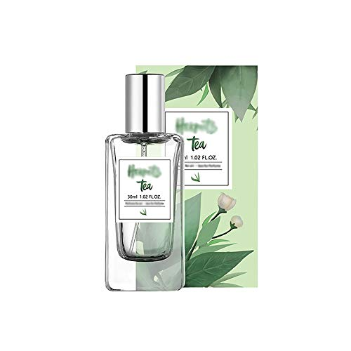 DQM Eau de Toilette para Mujeres, espray refrescante con fragancias Naturales Florales y afrutadas, Perfume Fresco de Larga duración, 30 ml / 1 oz