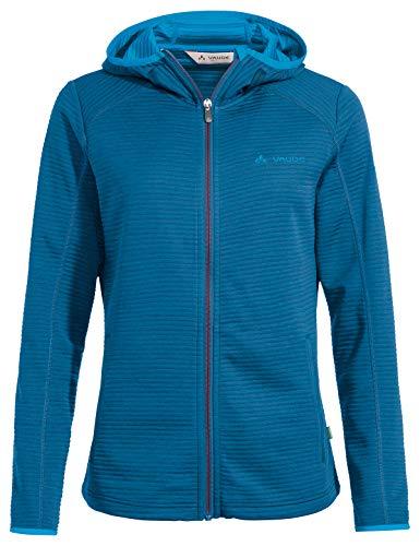 VAUDE Damen Jacke Women\'s Skomer Hiking Jacket, Kingfisher, 38, 42317