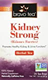 Bravo Tea, Kidney Strong Herbal Tea, Caffeine Free, 20 Tea Bags