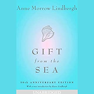 Gift from the Sea audiobook cover art