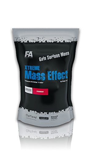FITNESS AUTHORITY XTREME MASS EFFECT 1 KG Cioccolato
