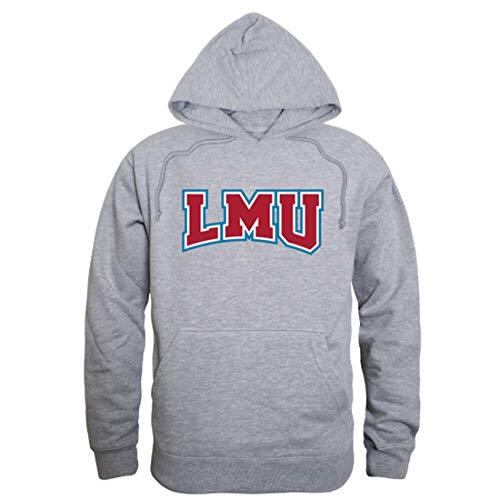 LMU Loyola Marymount Lions NCAA Game Day Pullover Hoodie - Medium, Heather Grey_2