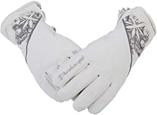 B0GNER Women Katia Glove White