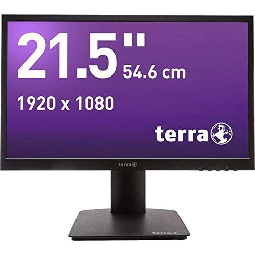 Terra LED 2226W PV LED-Monitor 54.6cm (21.5 Zoll) EEK E (A - G) 1920 x 1080 Pixel Full HD 5 ms Audio