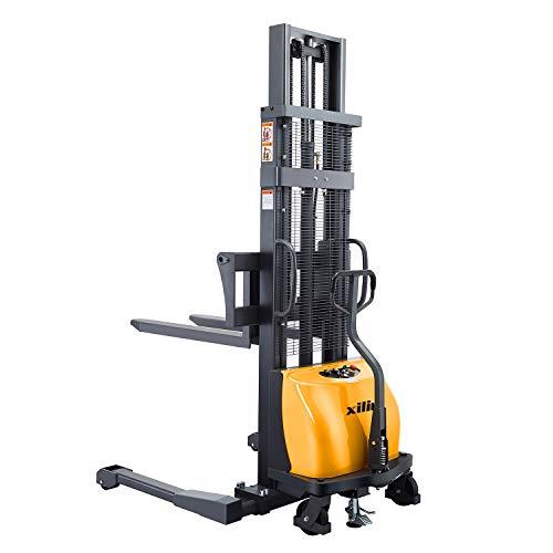 Xilin Semi Electric Stacker Material Lift Straddle Leg 118