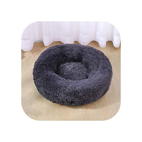 Duradera cama del perro |Ronda de felpa Cama del gato for los...