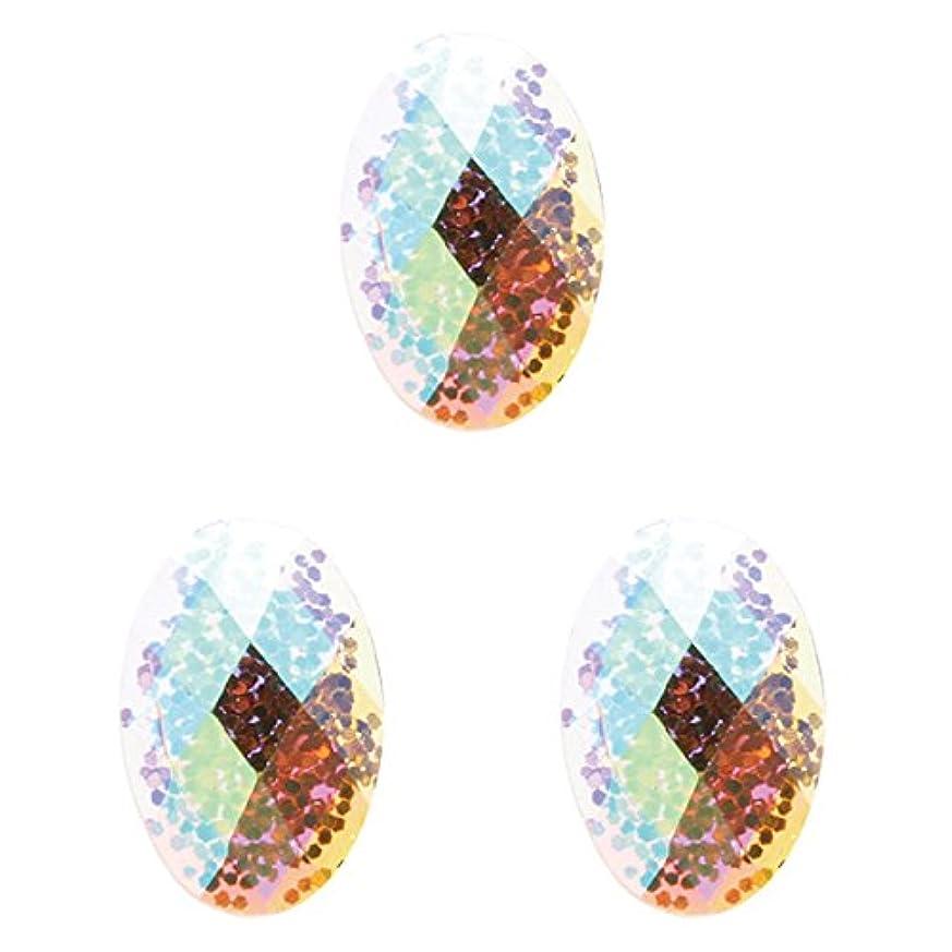 下位複製する成熟<エトゥベラ>ブリリアントストーン オーバル4×6mm(各30個) ジャンパン(4x6mm)