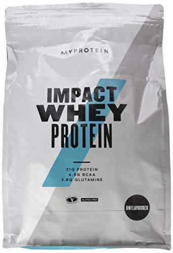 Myprotein Impact Whey Protein Unflavoured 2500g