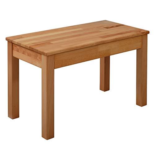 Krok Wood Sitzbank Tomas aus Massivholz in Buche (70 x 35 x 45)
