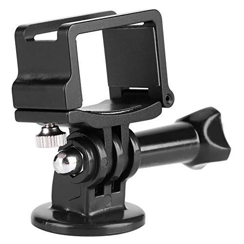 Mugast Action Camera Clamp Mount rugzak riem clip houder met 1/4 adapter voor GOPRO adapter voor DJI OSMO Poket