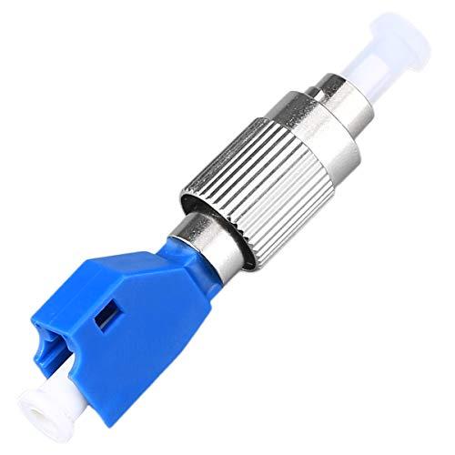 FTTH Optischer Glasfaser-Adapter-Koppler (2,5 mm auf 1,25 mm FC-Stecker auf LC-Buchse)