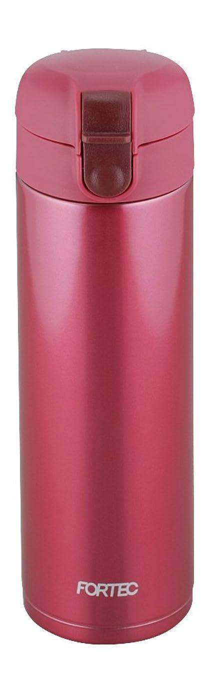 パケット車和平フレイズ 水筒ワンタッチ栓マグボトル510ml レッド フォルテック?パーク RH-1269