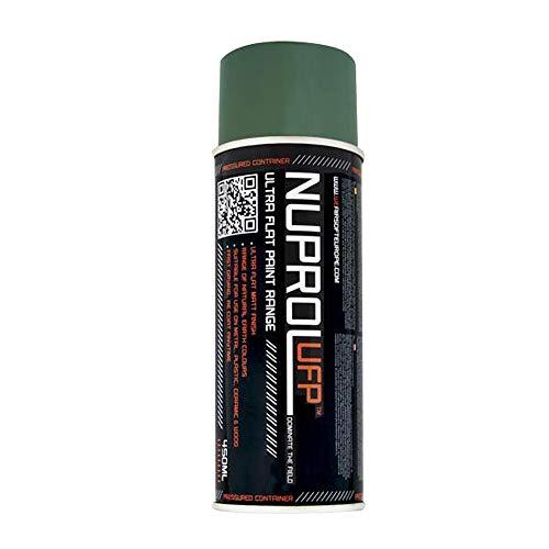 Nuprol - Pintura Replicas Spray Color Verde 450 ml