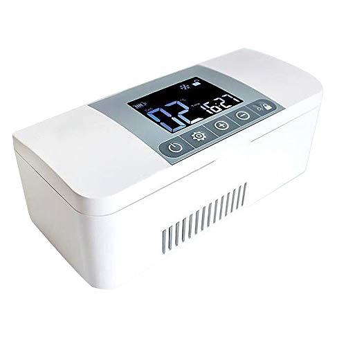 CJDCP Medikamentenkühlschrank und Insulinkühler für Auto, Reise, Home - tragbarer Autokühlkasten/kleine Reisebox für Medikamente