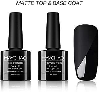 Best clear top coat gel nail polish Reviews