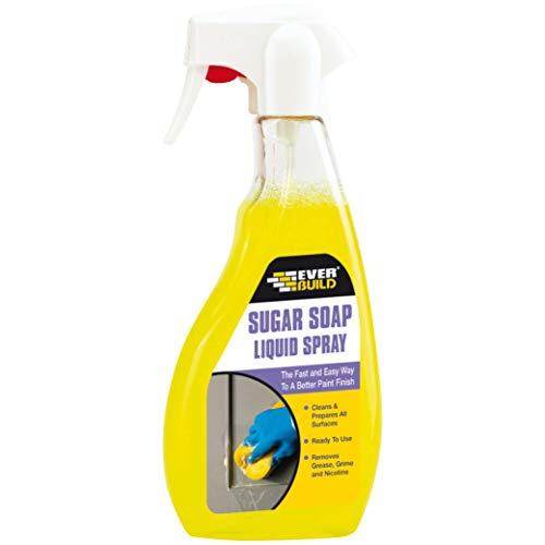 Everbuild Sugar Soap Ready To Use Spray, 500 ml