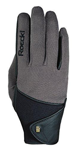 Roeckl Sports Winter Handschuh Madison Winter Unisex Reithandschuh, Walnuß, 9,5