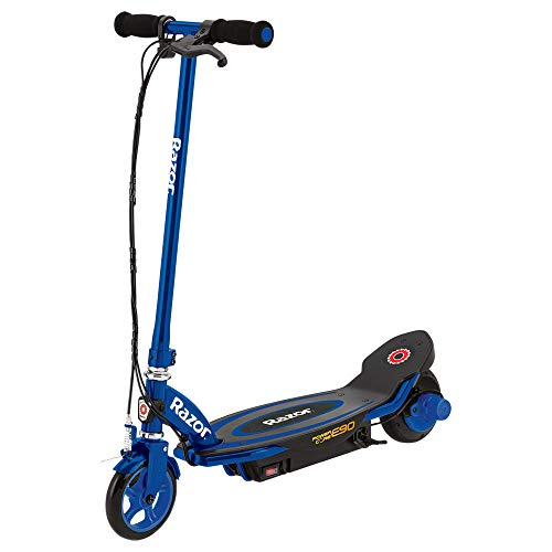 Razor Powercore E90 Scooter eléctrico, Unisex-Youth, Azul, One Size
