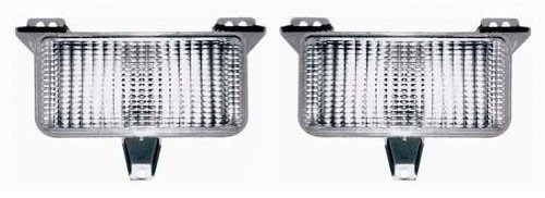 Chevy/GMC Replacement Turn Signal Light (with Single Headlight) - 1-Pair