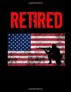 Retired: Armed Forces Journal Diary Composition Book