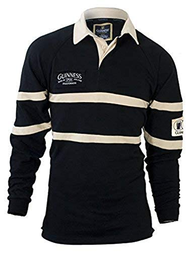 Guinness Traditional Rugby Jersey, X-Large