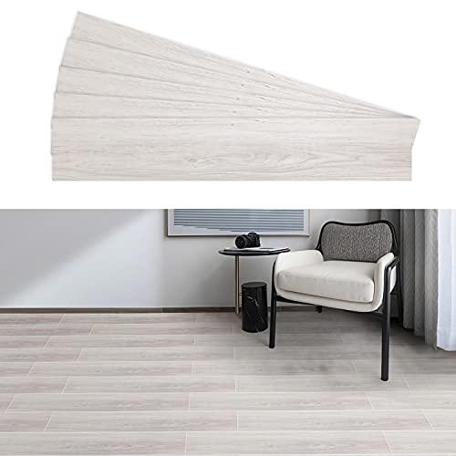 Listoni per Pavimentazione in PVC Adesivi Piastrelle 2,7 m² / 20 Listoni, Pavimento Vinilico Adesivo Pavimentazione Effetto Rovere Naturale