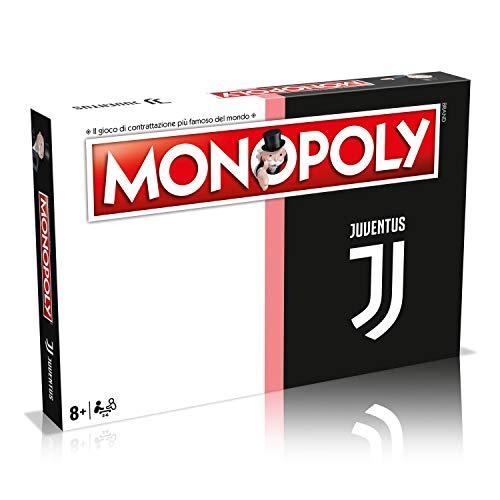 Winning Moves - Monopoly Juventus Refresh 2020 - Brettspiel, italienische Version