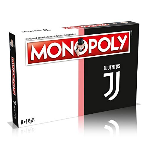 Winning Moves Monopoly Juventus Refresh 2020, 38003