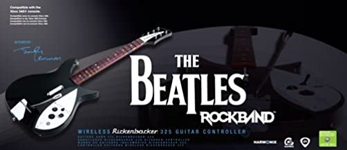 Electronic Arts The Beatles: Rock Band Rickenbacker 325 Guitar Strumento Musicale