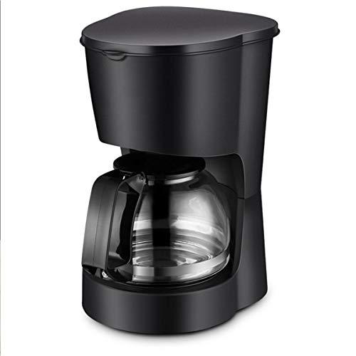 Zhongyangfangdichan Kaffeemaschine Startseite Automatische amerikanische Drip Kaffeekanne Mini-Blase Teekanne Kaffee-Maschine