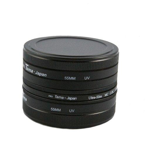 Metall Filter Container Stack Cap für 67mm Filter