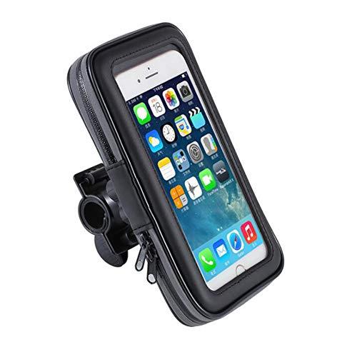 Waterdichte en handige motorhoes, tas, fietstas voor iPhone 6S/6 Plus, Samsung Galaxy S8/S7 Edge/S6 Edge/S6 Edge/S6 Edge/S6 Edge/S6 S5, Huawei P10 Lite P9 P8, LG G5 G4, kerstcadeau, verjaardagscadeau, L