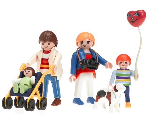 PLAYMOBIL® 3209 - Familienspaziergang mit Buggy