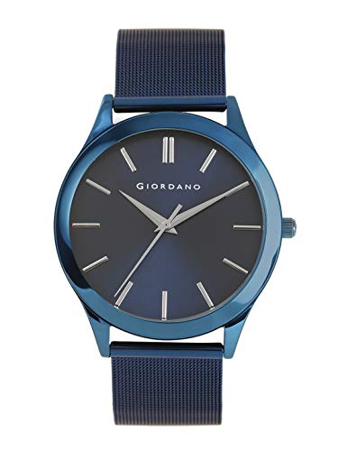 Giordano Analog Blue Dial Men's Watch - A1051-55