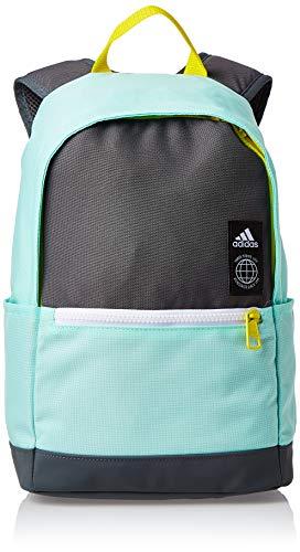 adidas Unisex-Kinder CLAS BP Rucksack, Mehrfarbig (Mencla/Grisei/Blanco), 24x36x45 centimeters