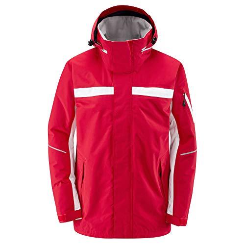 Henri Lloyd 2018 Sail 2.0 Inshore Coastal Jacket New Red YO200020 Sizes- - Medium