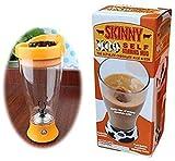Fariox Skinny Self Stirring Mug Cold Coffee Shake Maker Tea & Coffee Mug