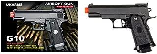 ukarms g10 metal compact spring power(Airsoft Gun)