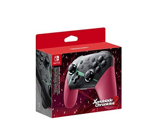 Nintendo Switch Pro Controller - Xenoblade Chronicles 2 Edition