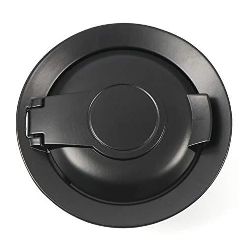 RJJX Auto-Gas-Kappen-Abdeckung Tankklappe gepasst for Dodge-Challenger 2015-2019 Zubehör Gas Cap ABS Kunststoff 2015-2019