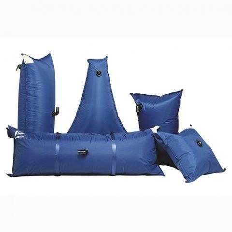 Nautos Flexible Fresh Water Tank – 13, 26 and 40 GALLONS - PLASTIMO 18031-18033-16656 (13 Gallons)