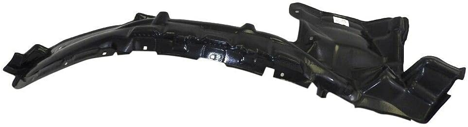 QYXY Front Right Passenger Side Splash Compa High quality new Fender Liner Albuquerque Mall Shield
