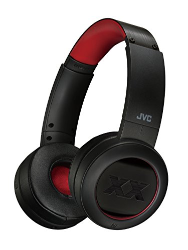 JVC XX On-Ear Bluetooth Wireless Stereo Headphones with Extreme Deep Bass...