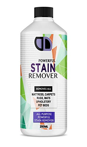 Carpet Sofa Stain Remover Urine Vomit Blood Pet Faeces Bed Wee Cleaner 250ml