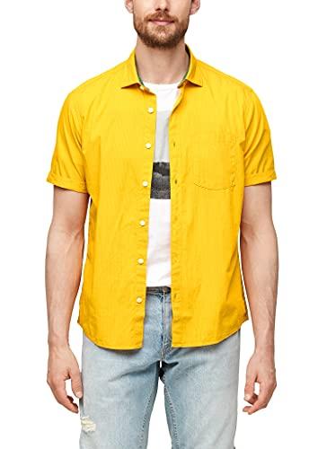 s.Oliver 130.10.104.11.120.2063290 Camisa, 1530, L para Hombre