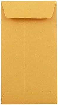 Brown Kraft Mini Sleeve Envelopes \u2022 25 pc